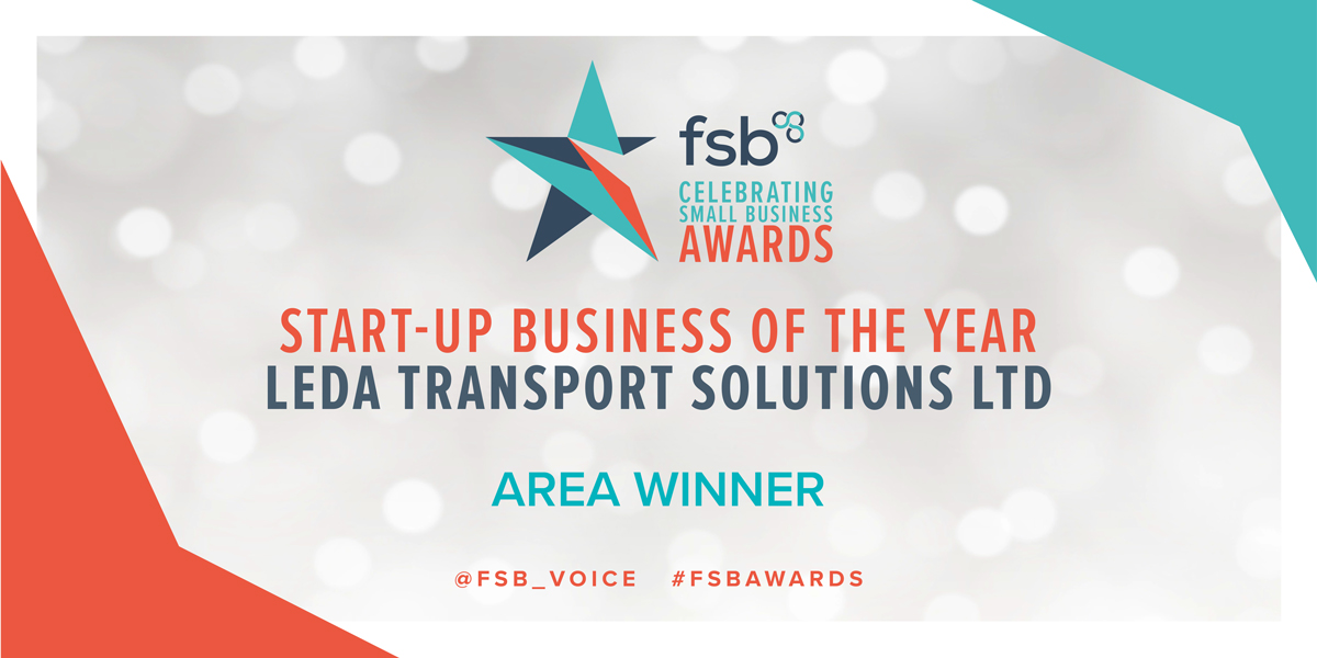 FSB Start Up Business of the Year Area Winner 2019