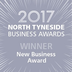 North Tyneside New Business Award Winner 2017